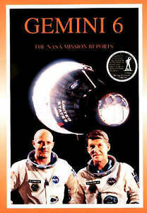 Gemini-6-The-Nasa-Mission-Reports-by-NEW-Book-FREE-amp-FAST-Delivery-Paperba