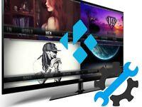 Amazon Fire TV Stick Umbau für Jailbreak KODI PREMIUMPACKET KINO SPORT SERIEN HD