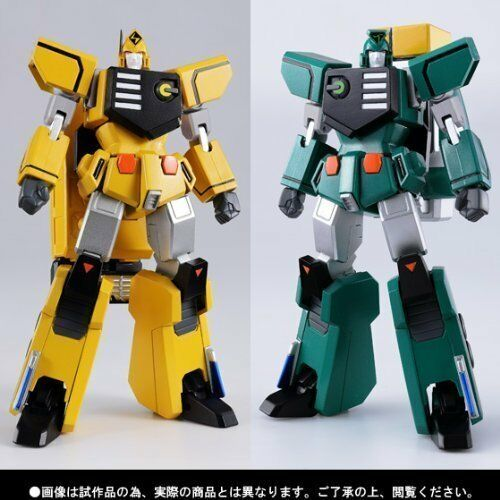Super Robot Chogokin : Gaogaigar Furyu Rairyu And Big Order Room And Key to Vict