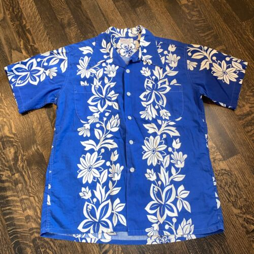 Mens Medium ASHFIELD Duke of Hollywood Hawaiian Sh