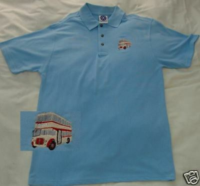 Vehicle Parts & Accessories Volvo 86 Tipper embroidered on Polo Shirt Branded Automotive Merchandise