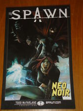 SPAWN NEO NOIR TODD MCFARLANE GRAPHIC NOVEL 9781582409818 <
