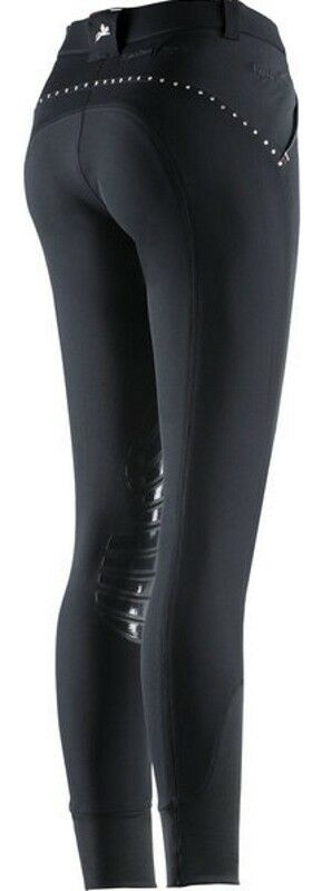 Equi thème montar rodilla-Grip de silicona, schblancooabsorbieren, resistente al agua