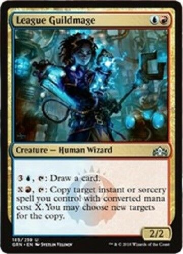 M//NM Guilds of Ravnica MTG magic 4x Choose your UNCOMMUN