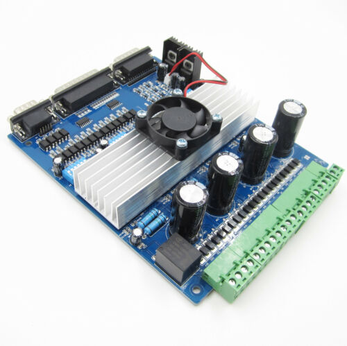 4 Axis CNC 3.5A Stepper Motor TB6560 Driver Controller Board NEW