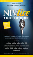 Niv Live: A Bible Experience---cds With Dvd