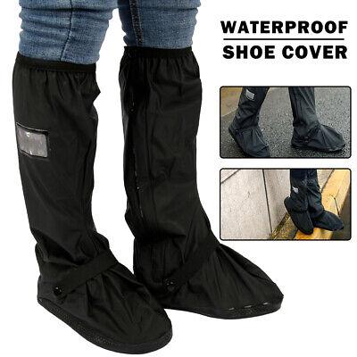 Wasserdichte Überzieher Fahrrad Schuhe Regenschutz Schuhüberzieher Rutschfest