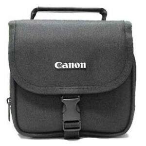 Pequena-bolsa-de-Camara-DSLR-C-17-con-logotipo-de-Canon-Uso-Sin-Espejo-hecho-En-Corea-Nu