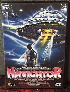 Navigator-DVD-Diretto-da-Randal-Kleiser-Come-Nuovo-Perfetto