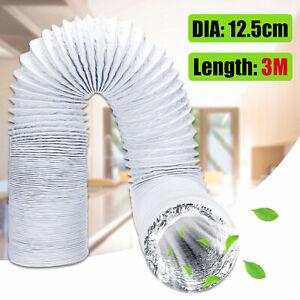 3m-5-039-039-12-5cm-Tubo-Flessibile-Scarico-Flessibile-Condizionatore-Aria