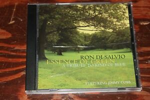 299-cent-Jazz-CD-Ron-Di-Salvio-034-Essence-of-Green-034-a-Tribute-to-Kind-of-Blue
