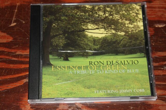 99 cent Jazz CD:  Ron Di Salvio