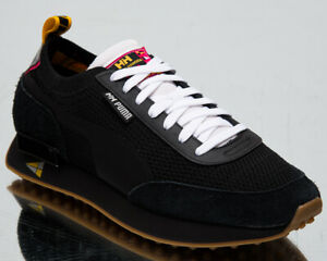 Details about Puma x Helly Hansen Future Rider Men's Black Yellow Low  Lifestyle Sneakers Shoes