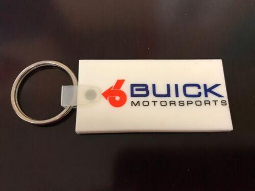 Vintage Buick Motorsports Keychain General Motors