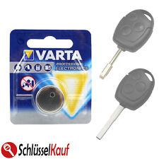 VARTA Schlüssel Batterie für Ford Autoschlüssel Focus Fusion Ka Mondeo Transit