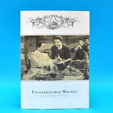 """494 Progress-Filmillustrierte 3/1956 """"Unsterblicher Mozart"""" DDR Staatsoper Wien"""