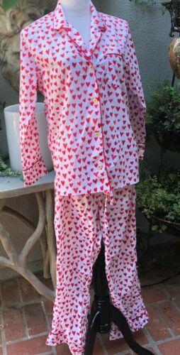 Charmajesty Made in London 100% Cotton Pajama Set,