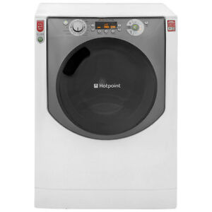 Hotpoint aq113f497e aqualtis a 11kg 1400 spin washing machine white 5016108749135 ebay - Interesting facts about washing machines ...
