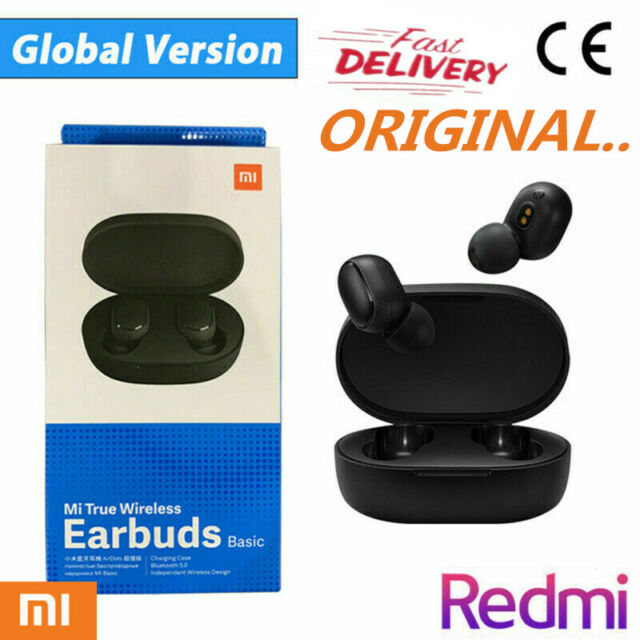 Xiaomi Redmi AirDots Mini Dual Wireless Earphones BT5.0 Earphones Stereo Earbuds