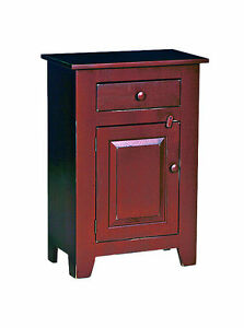 PIE SAFE and JELLY CABINET  Amish Handmade Quality Primitive Kitchen Furniture