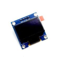 Cvmnkljfge 5pcs Transparent Shell Acrylic Case for 128X64 0.96 Inch OLED LCD LED Display Module Holder Bracket for Arduino /Starter /Kit