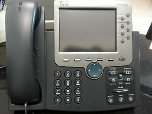 Details about Cisco IP Phone 7971 CP-7971G-GE