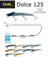 Duel Premium Spinning Lure Dolce 125