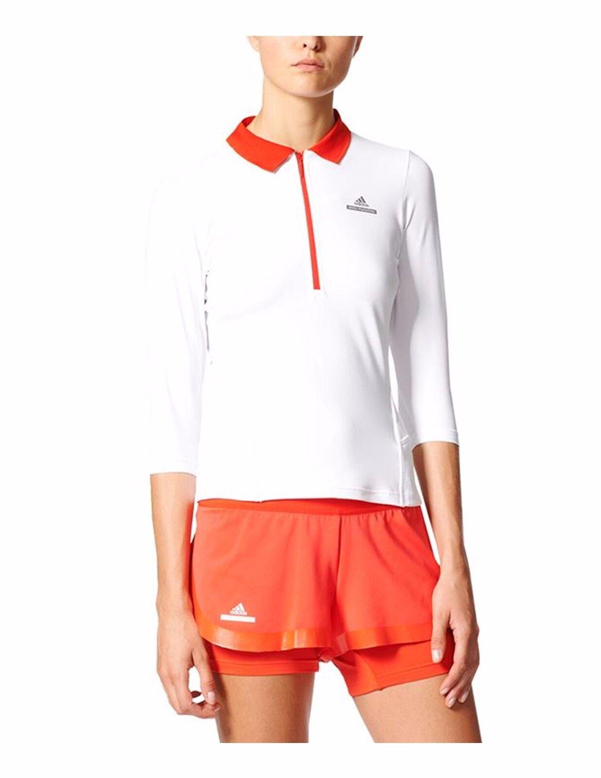 Adidas Stella McCartney 3 4 Sleeve Top