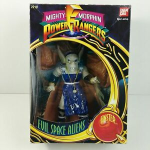 "Mighty Morphing Power Rangers Evil Space Aliens Action 8/"" Figure #1567"