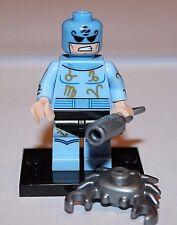LEGO 71017 THE BATMAN MOVIE SERIES ZODIAC MASTER MINIFIGURE IN HAND !