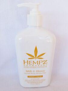 Hempz-Milk-and-Honey-Aromabody-Herbal-Body-Moisturizer-Lotion-17-oz