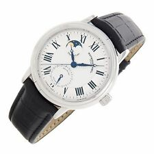 Raymond Weil 2839 Maestro Moon Stainless Swiss made automatic mens watch w Box