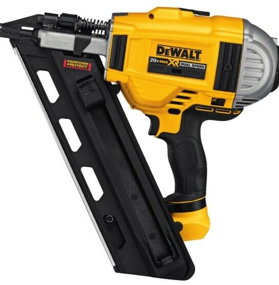 Dewalt Dcn692b 20v 2 3 5 Cordless 30 Framing Nailer Tool Only