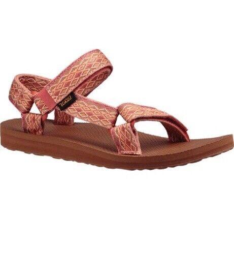 size 40 69d9e f1486 Original Sandal Women s Miramar Fade Coral Sand Multi 10 Teva Universal  nnrwuj2183-Women s Sandals