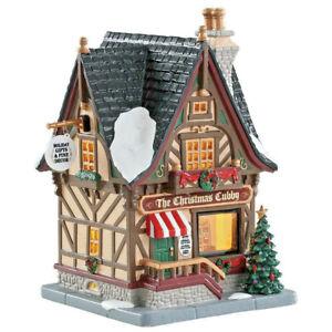 LEMAX Village de Noël chiffres NEUF