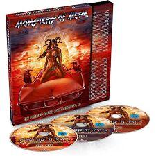 MONSTERS OF METAL VOL.10  BLU-RAY+ 2 DVD NEU