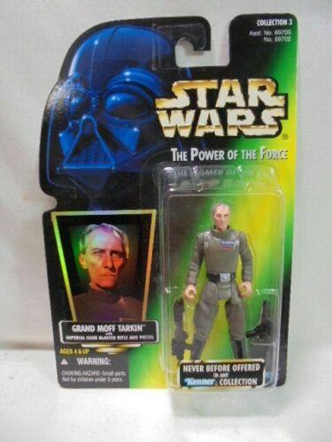 Star Wars le pouvoir de la Force Grand Moff Tarkin Collection 3 Action Figure