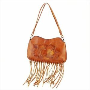 Image is loading Valentino-Garavani-Shoulder-bag-Brown-Woman-Authentic-Used- ad9984691ba02