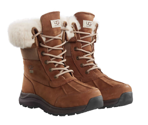 9a288879fdb Details about Ugg Adirondack III Boots 6 7 8 9 10 Chestnut Comfortable  Lamsbwool Authentic NEW