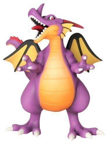 Square Enix Sqex Toys Dragon Quest Dragonlord Soft Vinyl Figures Neuf New