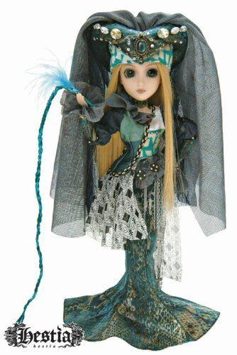 Groove Pullip Hestia Isora Nine Nights the Moon Night H-505 Fashion Doll Figure