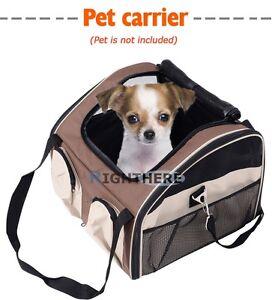 BRAND-NEW-FOLDABLE-PORTABLE-TRAVEL-PET-CARRIER-DOG-CAT-RABBIT-CAR-SEAT-HANDBAG