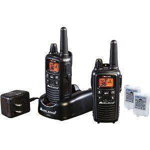Midland LXT560VP3 2Way Radio 6 Radios