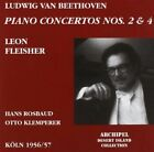 Beethoven: Piano Concertos Nos. 2 & 4 (CD, Jan-2008, Archipel)