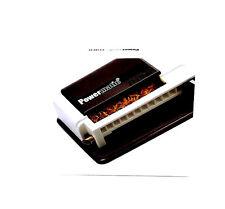 Powermatic Mini Cigarette Rolling Machine White/ Black New King 100s Tobacco Inj