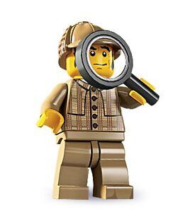Lego-minifig-series-5-Detective-city-train-bulk-8805
