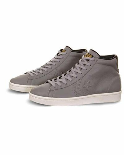 Reino 7 Converse Mediados Zapatos 8 76 Hombres Mujeres Uk Harvard de Pl 9 Unido cuero John Gris PnxrOPYqw