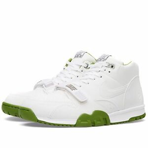 separation shoes 10227 ae3ac Image is loading Nike-x-Fragment-Air-Trainer-1-Mid-SP-