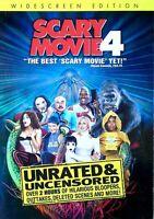 Scary Movie 4 - Anna Faris, Regina Hall, Leslie Nielsen, - Sealed Dvd + Slip Cvr