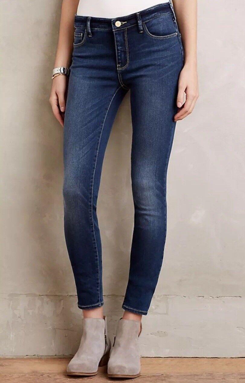 NWT Pilcro Serif Skinny Jeans Size 29 Petite
